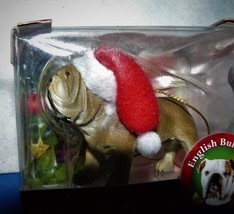 English Bulldieog American Canine Association Christmas Ornament Collector's Ser - $16.79