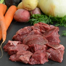 Venison Stew Meat (Diced) - 2 x 5 lbs - $117.08