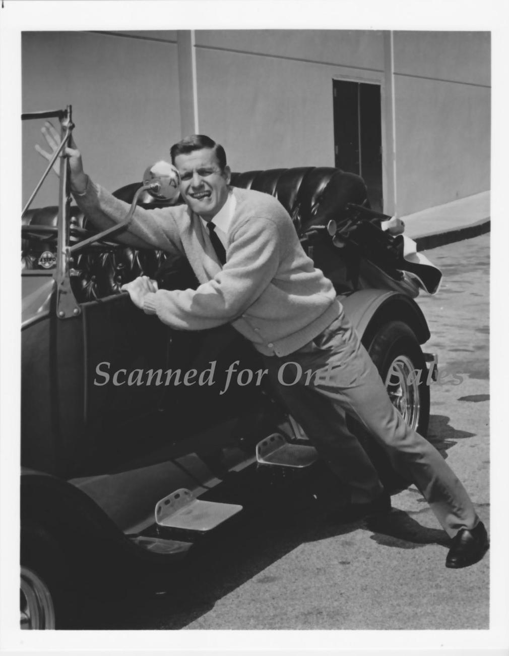 Jerry Van Dyke My Mother the Car 8X10 Photo