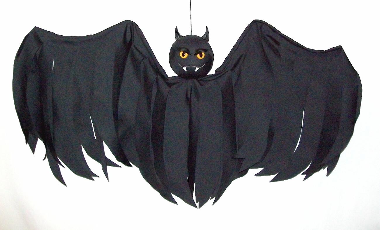 Halloween hanging bat body 9