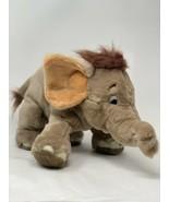 Disney Store Plush The Jungle Book 2 Baby Elephant Hathi Soft Stuffed An... - $17.99