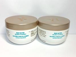 2x Moroccan oil Body Butter 1.7oz each  (3.4oz/... - $19.78