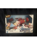 Nerf Power Moves Marvel Avengers Iron Man Repulsor Blast Dart-Launching Toy - $24.99