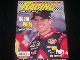 Adam Petty Racing Milestones  August 2000 - $45.00