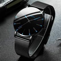 Luxury New Geneva Women Watch Stainless Steel Men's Quartz Analog Wrist Watches - $14.22