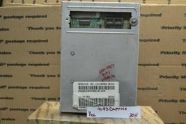 1993 Chevrolet Caprice Engine Control Unit ECU 16136965 Module 3048-8D6 - $8.99