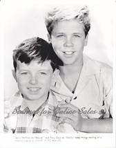 Leave it to Beaver Jerry Mathers Tony Dow Wally 8x10 Photo 1219101 - $9.99