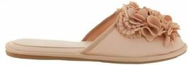 Dolce Vita Hai Slide Sandal Pink Floral 7 New 609-468 - $33.64