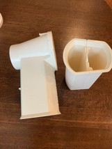 Presto Professional Salad Shooter Food Guide Pusher Replacement Part For 0297001 - $12.51