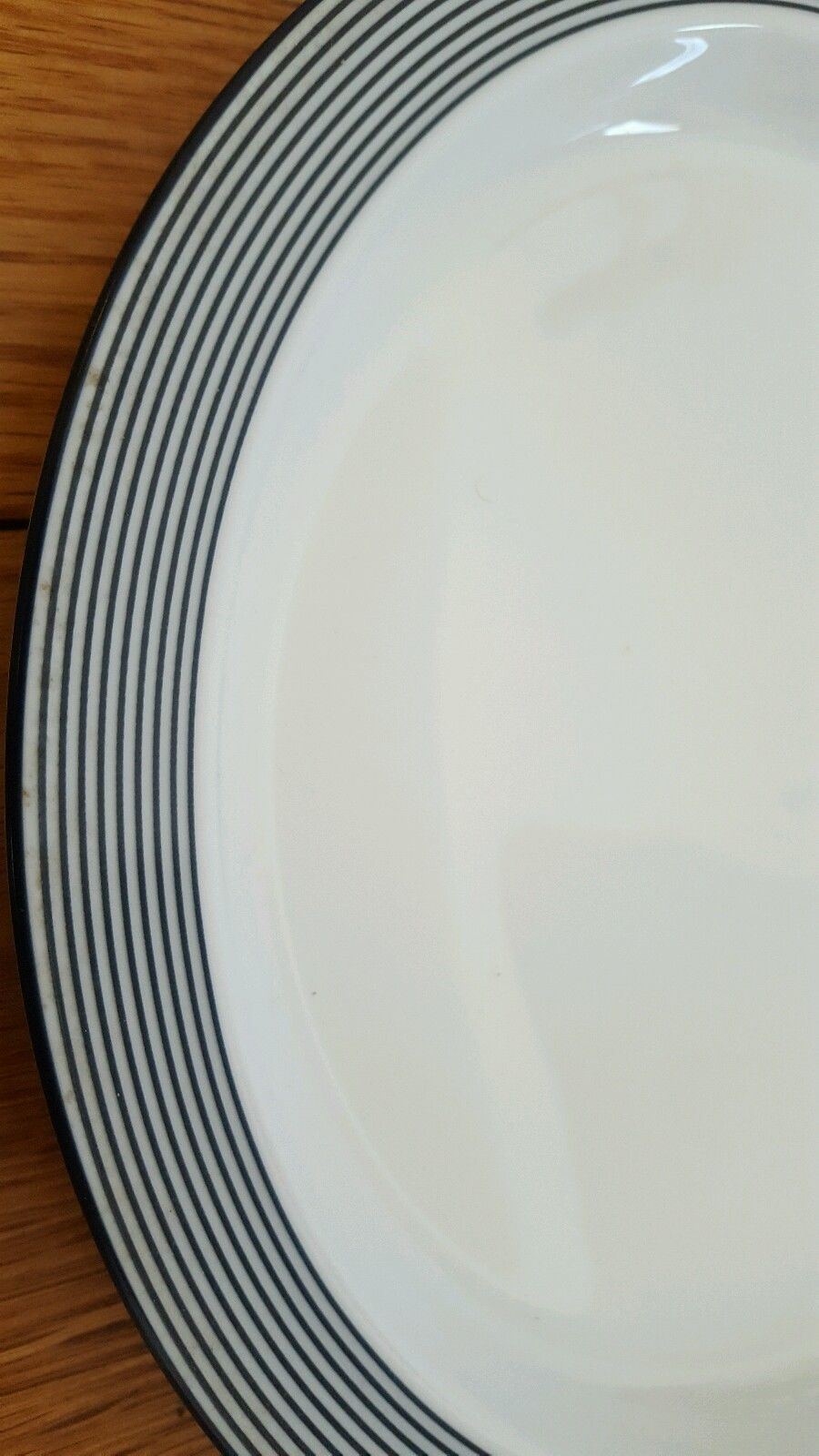 DANSK Bistro Ringsted White Blue Stripes and 25 similar items
