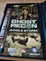 Sony PS2 Tom Clancy's Ghost Recon: Jungle Storm image 2