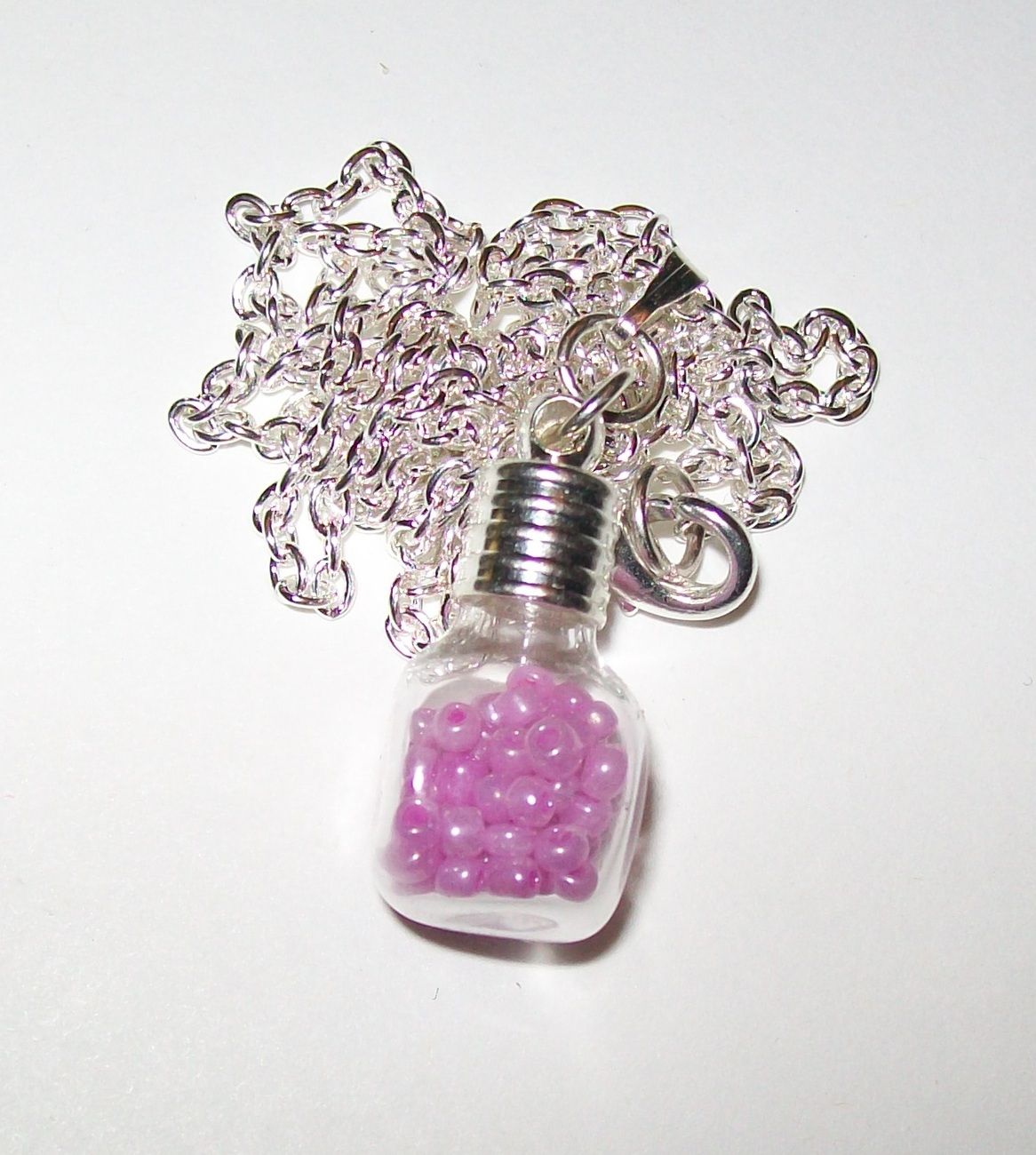 Pink Ice Awareness Earrings