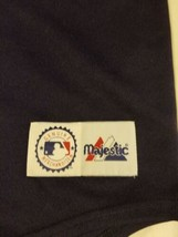 Vintage Made In USA Seattle Mariners Jersey Stitched Majestic MLB Baseball #6 image 2