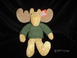 Gund Fairbanks Moose Plush 8716 Handmade All Tags 2000 - $86.85