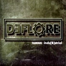 Human Indu(b)strial by Deflore (Color) (Vinyl 2LP) NEW-Free Shipping - $24.99