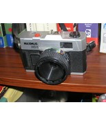 A VINTAGE Maximus MC-1 Camera works great and has been tested  - $30.00