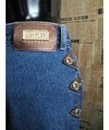 Lawman high waist western denim jeans 5 - $53.88