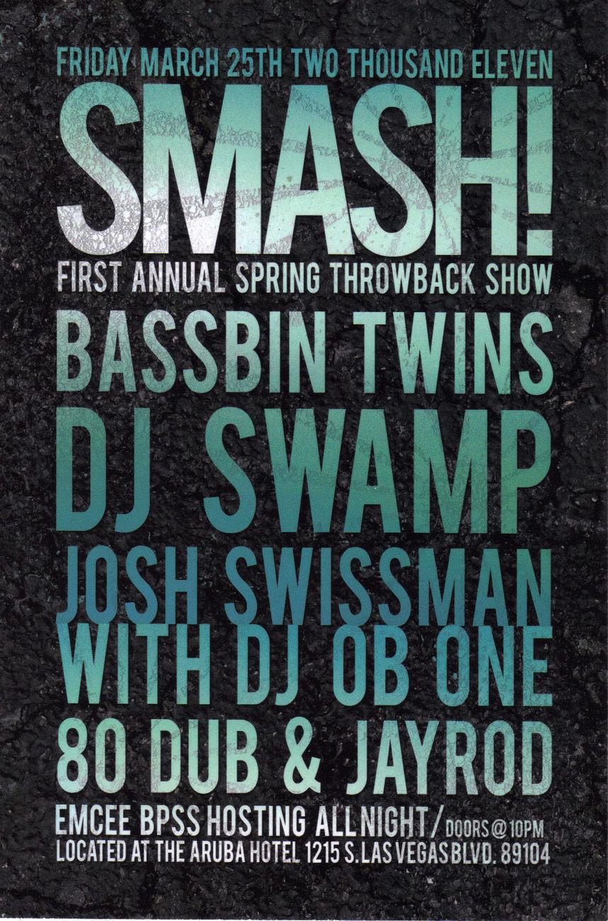Smash annual