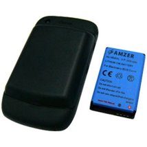 Amzer Smart 2650 mAh Extended Battery with Battery Door for BlackBerry C... - $9.85