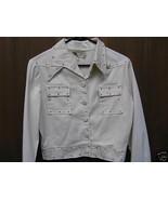 H Bar C Ranchwear sample studded western jacket RAB VLV - $326.32