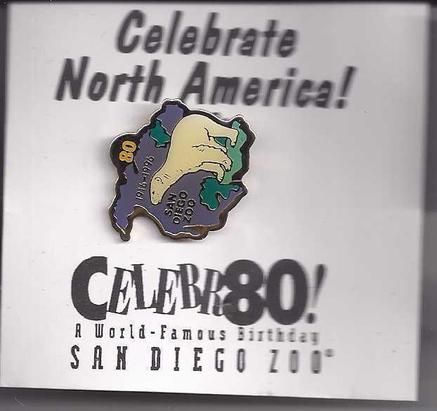 Celebrate80 pin
