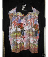 Mosquitohead Las Vegas dice bowling VLV shirt dice XL - $44.53