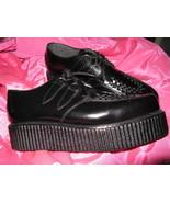 TUK T.U.K. Frankenstein creepers shoes 10 UK9 42 VLV - $92.22