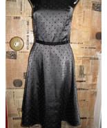Polka Dot Pin-up Rockabilly swing crinoline dress 7 VLV - $44.68