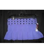 Switchblade Stiletto studded punk Lolita school skirt S - $63.38