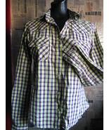 Rockabilly Western Country Psychobilly shirt VLV S - $29.72