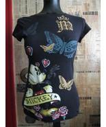 Disney tattoo Mickey Mouse t-shirt S - $44.68