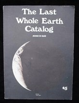 The Whole Earth Catalog Access To Tools 1971 Portola - $50.00