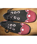 TUK T.U.K.70s suede mod VLV cat kitty shoes 8 39 UK6 - $72.58