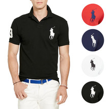 Polo Ralph Lauren Men's Short Sleeve Big Pony Logo Polo Shirt image 1