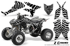 Honda TRX450R Trx 450 R 2004-2016 Graphics Kit Creatorx Decals Zcamo White - $157.09