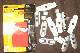 On-Wall Metal Accessories - Ivory -B1 Channel - $2.99
