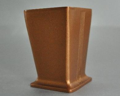 Jack Daniels Distillery 2002 Metal Shot Glass Old No 7 Copper Color