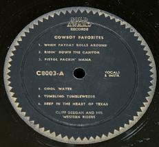 Cliff deegan  cowboy favorites l thumb200