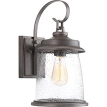 Progress Lighting P560084-103 Conover Wall Lantern, Antique Pewter - $127.61