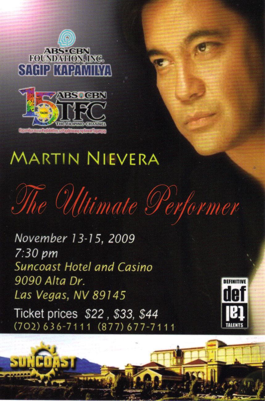 Martin nievera ultimate