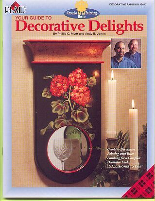 Decorative Delights w/Faux Finish Myer & Jones