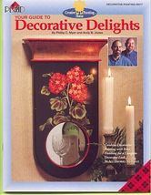 Decorative Delights w/Faux Finish Myer & Jones - $7.00