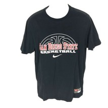 Nike Sri-fit San Diego State Basketball T-Shirt L - $14.84