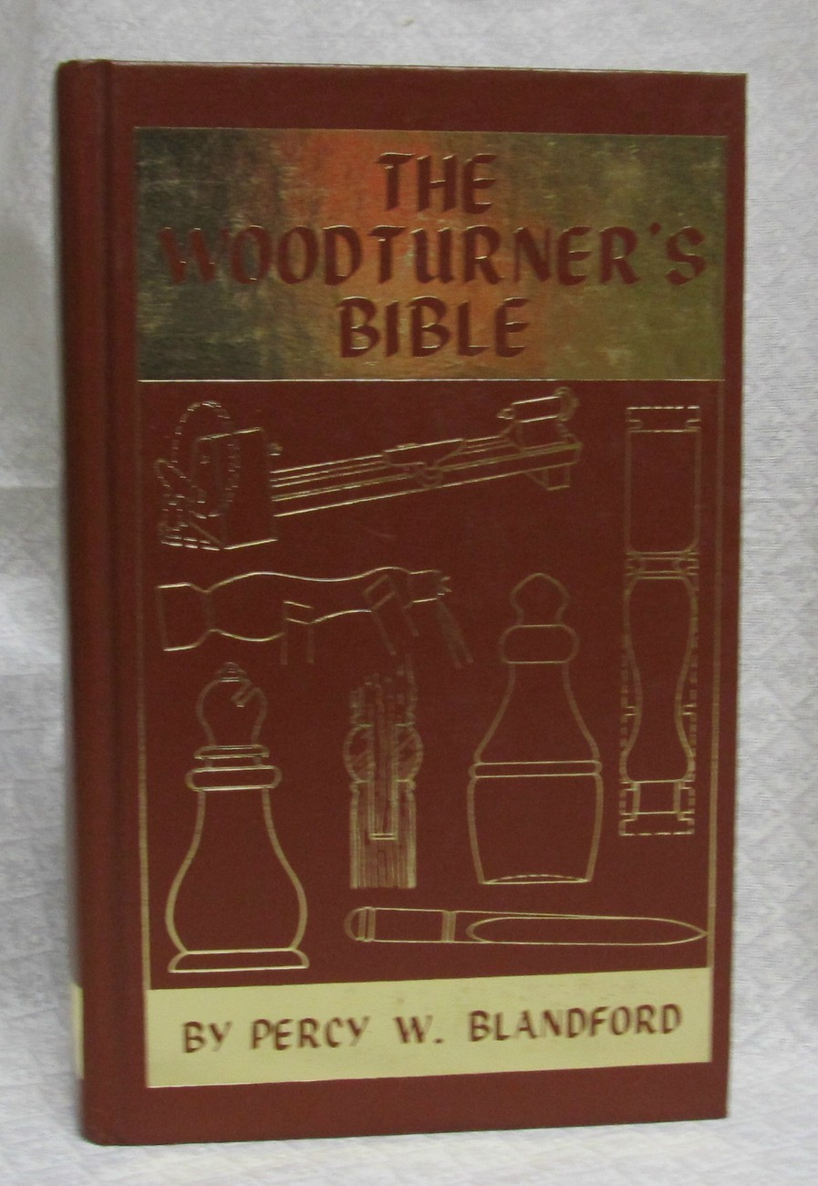 Primary image for The Woodturner's Bible by Blandford, Percy