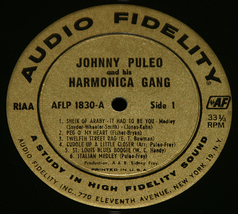 Johnny puleo  western songs l thumb200