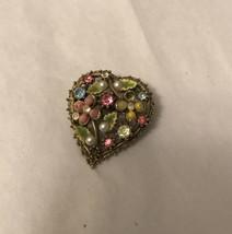 Vintage Art Pin - $5.94