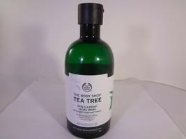 The Body Shop Tea Tree Skin Clearing Facial Wash 13.5 oz 12-T - $20.79