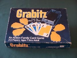 Grabitz by International Games 1979 Complete - $9.50