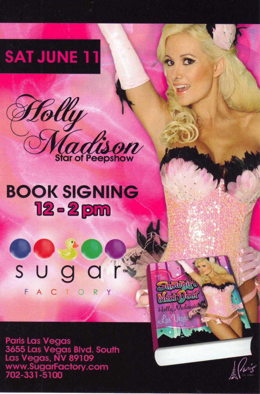 Sugar holly madison