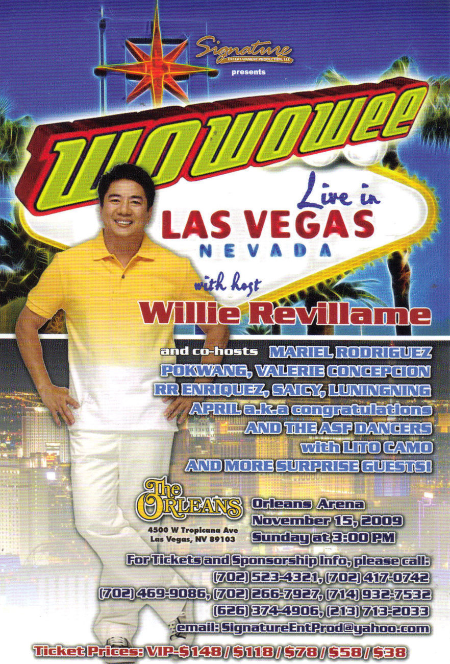 Willie revillame